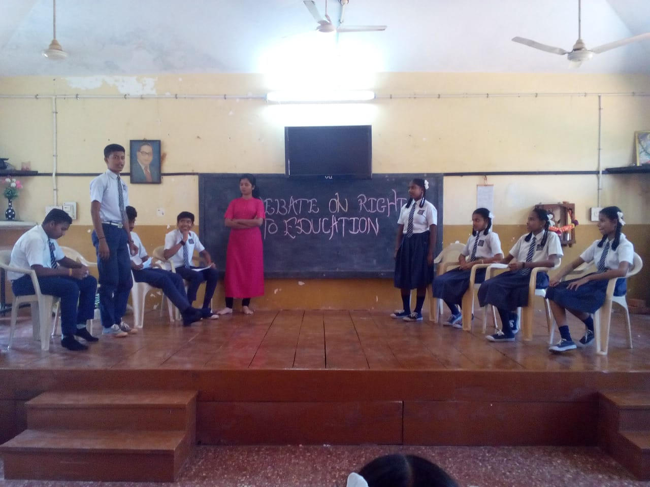 GHS KUNDAI Debate Competition at school level (2)
